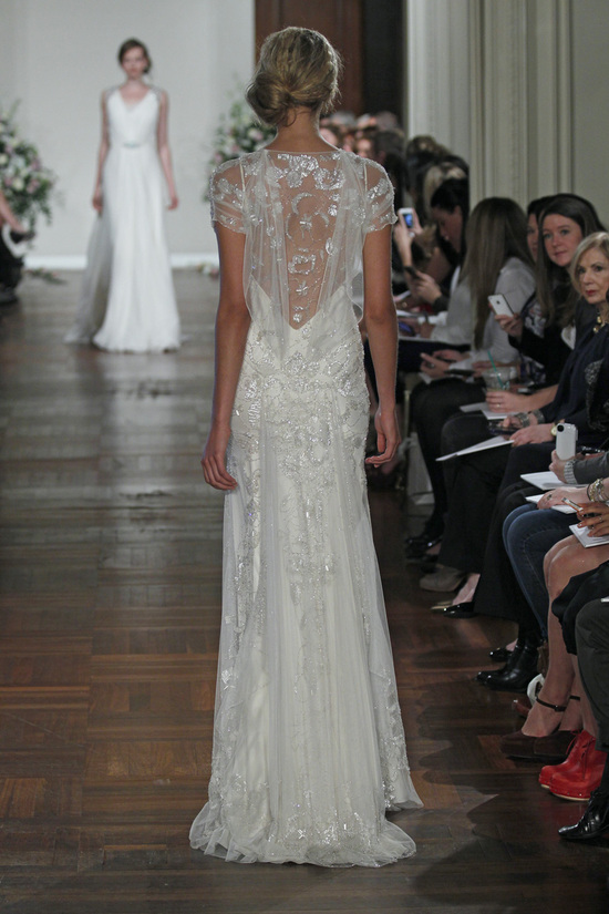 Spring 2013 Wedding Dress Jenny Packham bridal gowns Azalea