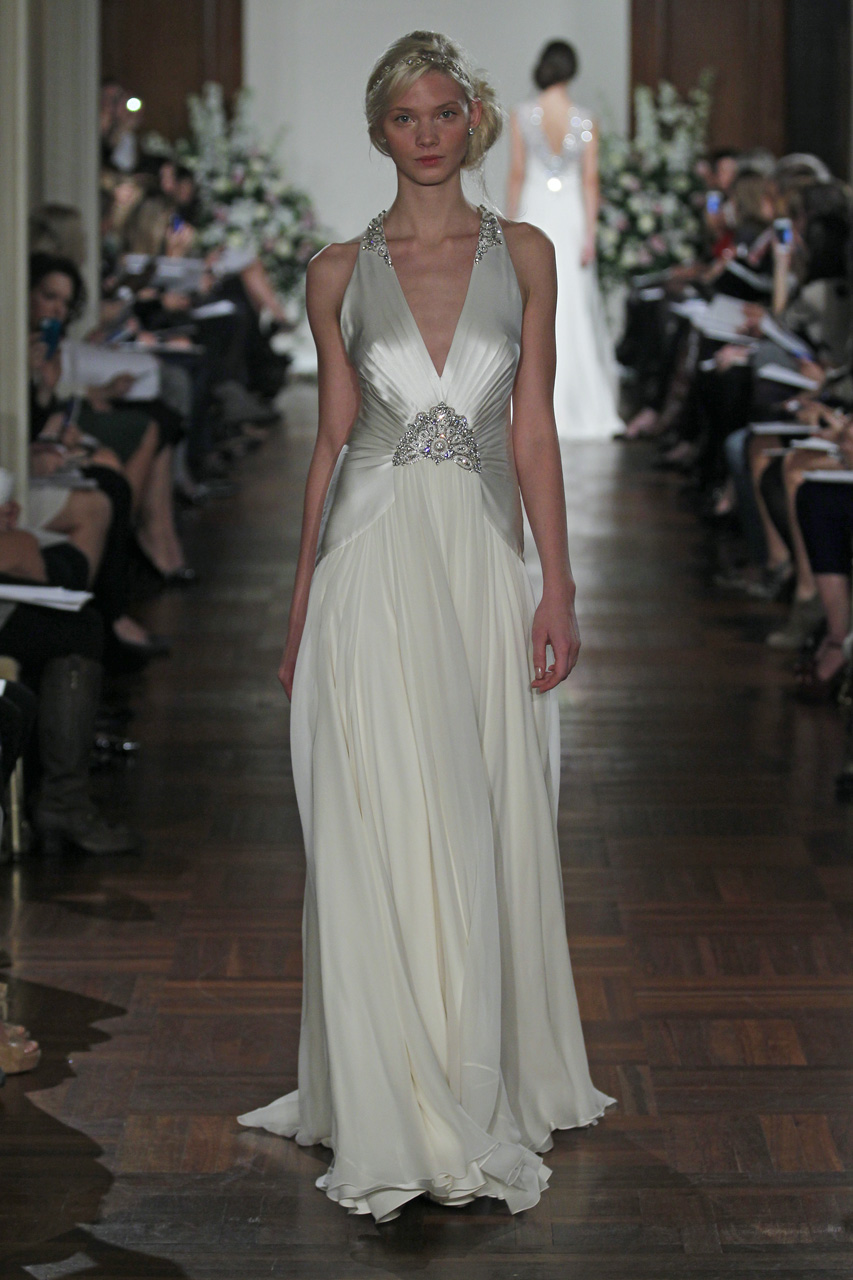 Spring 2013 wedding dress jenny packham bridal gowns ruby for Jenny packham wedding dresses 2013