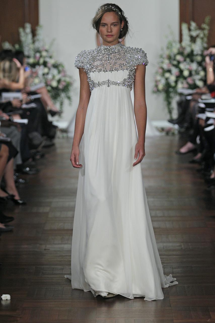 Spring 2013 Wedding Dress Jenny Packham Bridal Gowns Rapunzel 0
