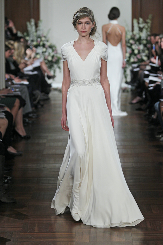 Spring 2013 Wedding Dress Jenny Packham bridal gowns Passiflora