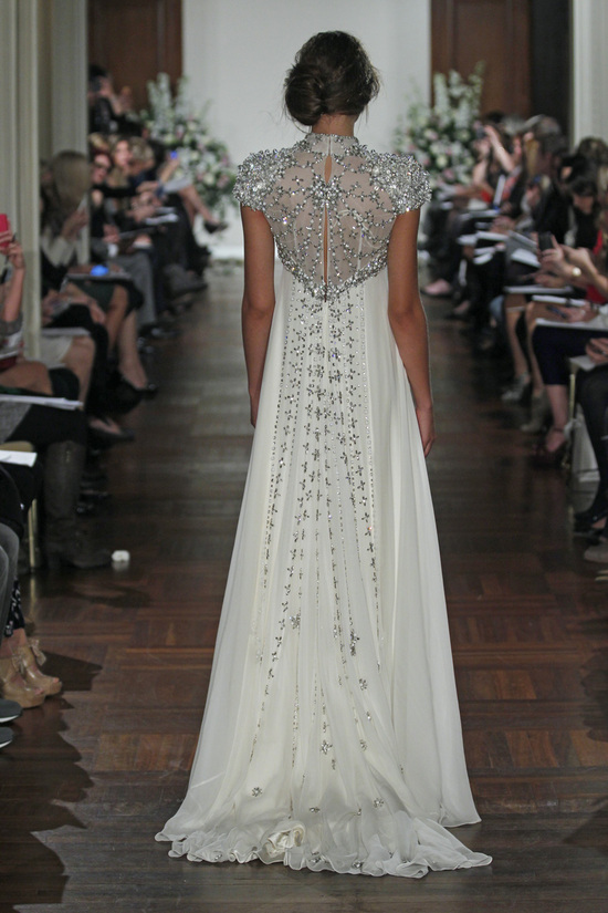Spring 2013 Wedding Dress Jenny Packham bridal gowns Rapunzel 0