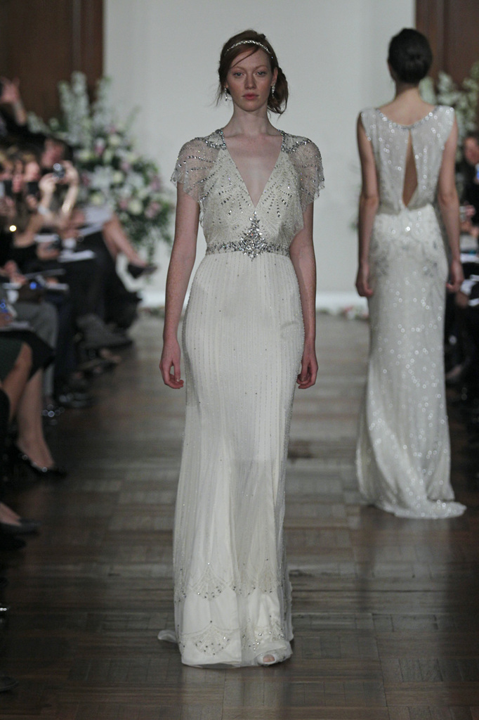 photo of Spring 2013 Wedding Dress Jenny Packham bridal gowns Nicole 1