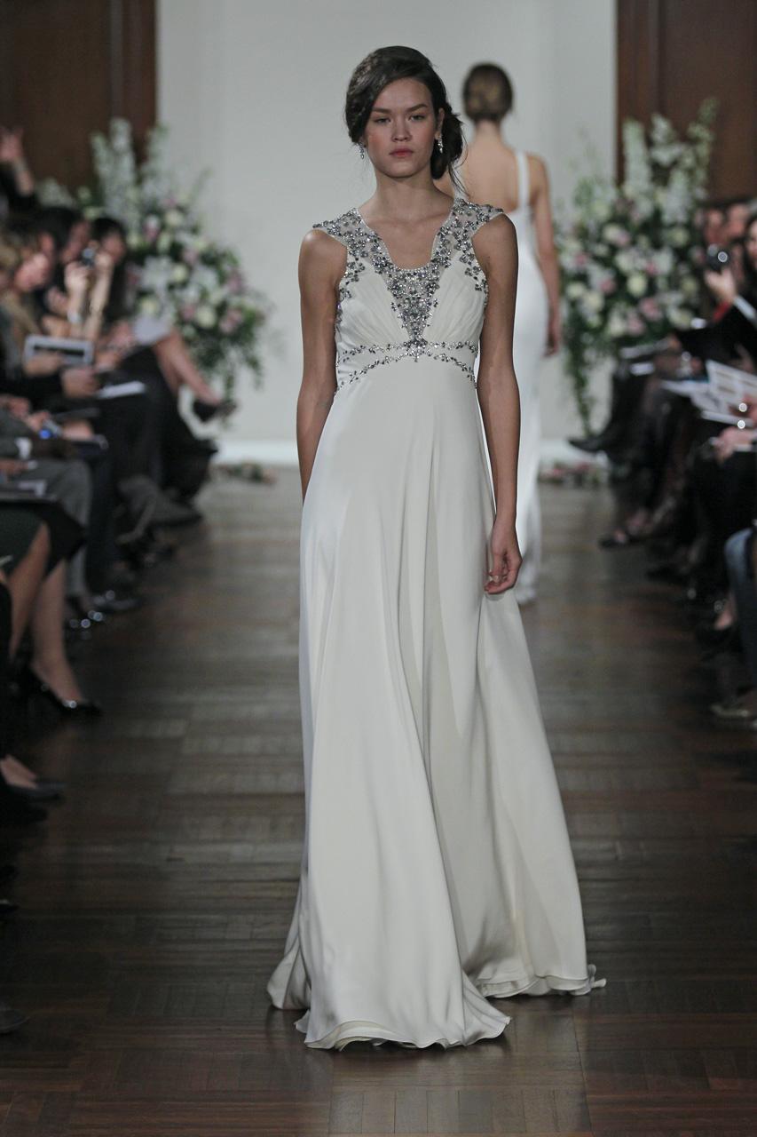 Spring 2013 Wedding Dress Jenny Packham Bridal Gowns Muscari