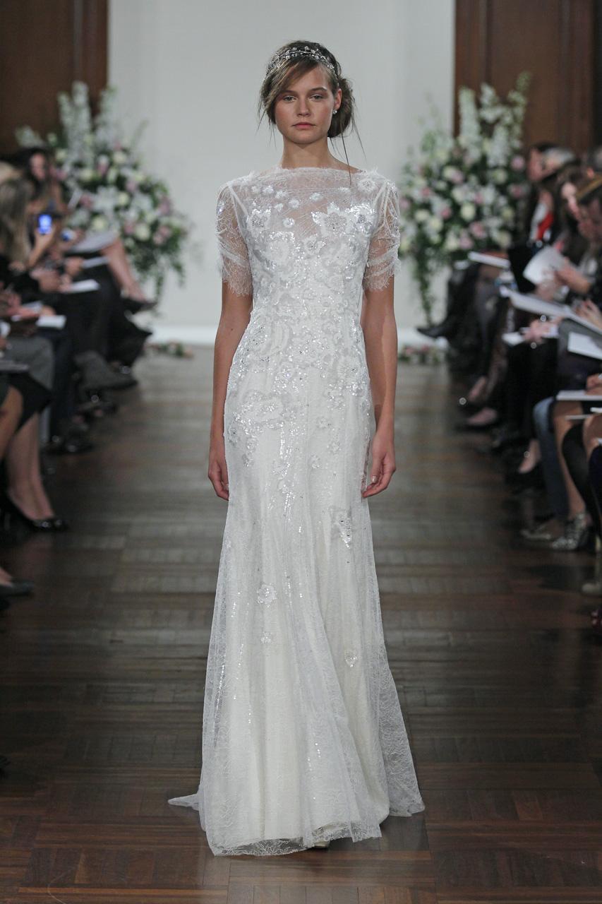 Spring 2013 wedding dress jenny packham bridal gowns for Jenny beckman wedding dresses