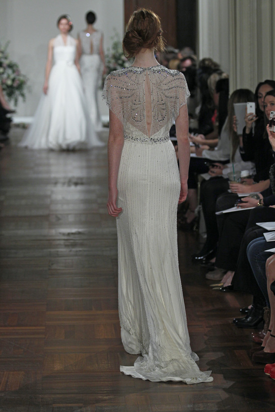 Spring 2013 Wedding Dress Jenny Packham bridal gowns Nicole 1