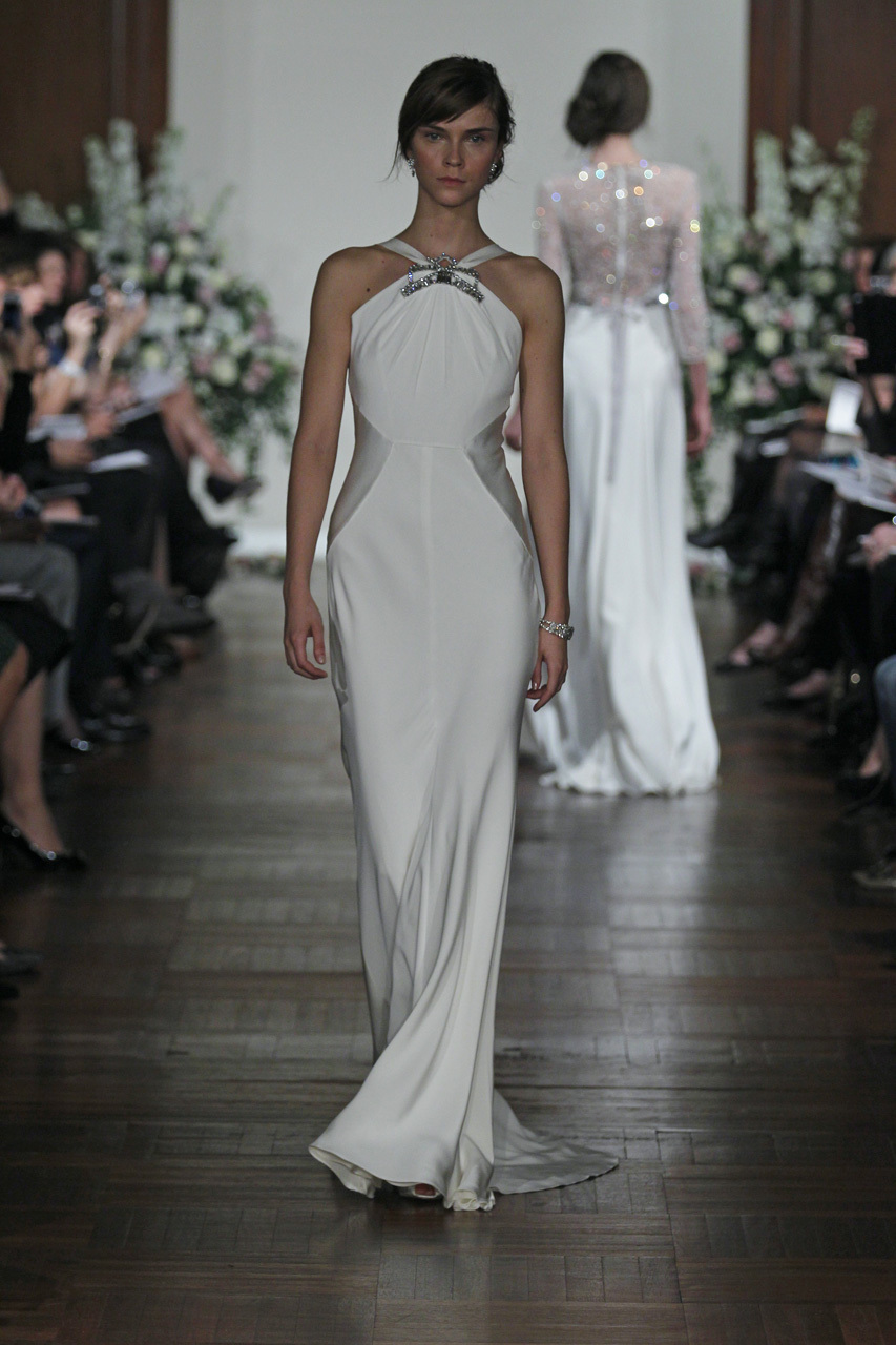 Spring 2013 Wedding Dress Jenny Packham bridal gowns Heliconia