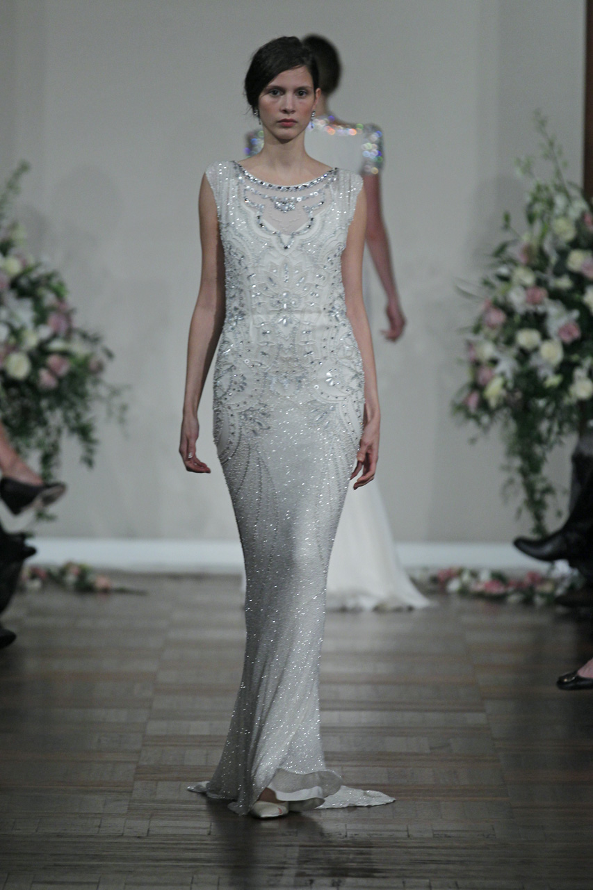 Spring 2013 wedding dress jenny packham bridal gowns esme for Jenny packham wedding dresses 2013