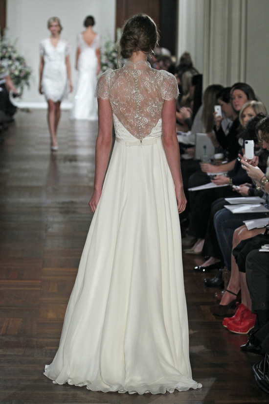 Spring 2013 Wedding Dress Jenny Packham bridal gowns Dentelle