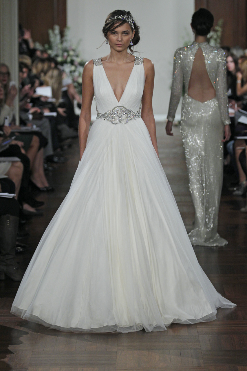 Spring 2013 wedding dress jenny packham bridal gowns for Wedding dress pictures 2013