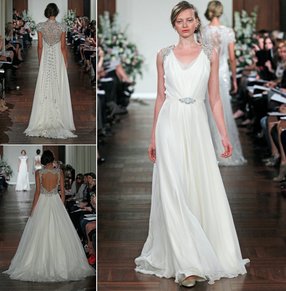 2013 jenny packham wedding gowns vintage brides for Jenny packham wedding dress