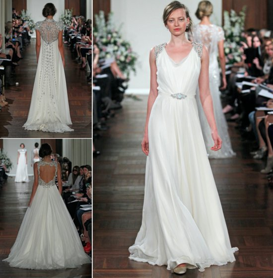 2013 Jenny Packham wedding gowns vintage brides