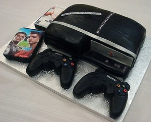 photo of 8 Great Groom's Cakes for Gamers