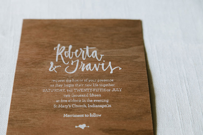 Wedding Invitations for Rustic I Dos 1