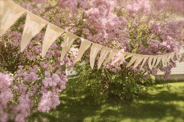 Spring Wedding Decorating Pictures Photograph | Beautiful Bu