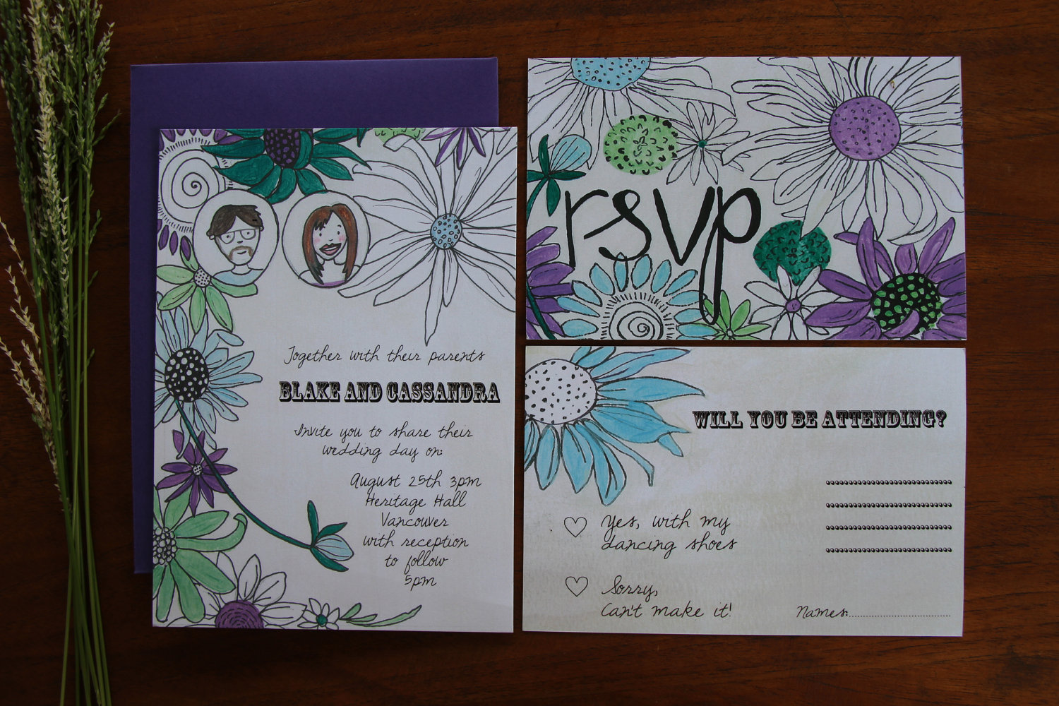 Retro-floral-wedding-invitations-purple-green-white.original