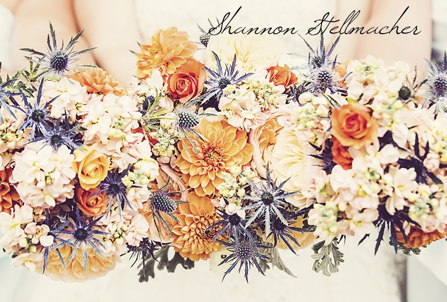 Orange-peach-navy-bouquets-california-wedding-photography-by-shannon-stellmacher.full
