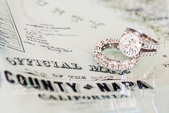 napa wedding rockin engagement ring