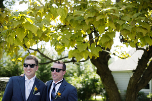 photo of Elegant Early Fall Wedding in New Jersey