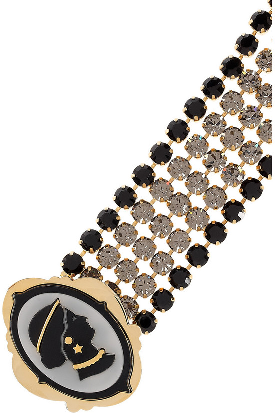 Wedding Accessories Splurge Miu Miu Cameo Bracelet