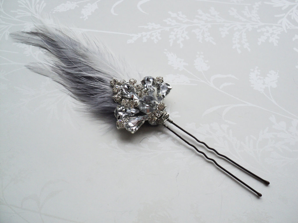 Gray-silver-bridal-hair-pin-art-deco-style.full