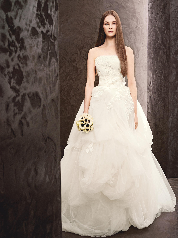 Wedding dresses from Vera Wong