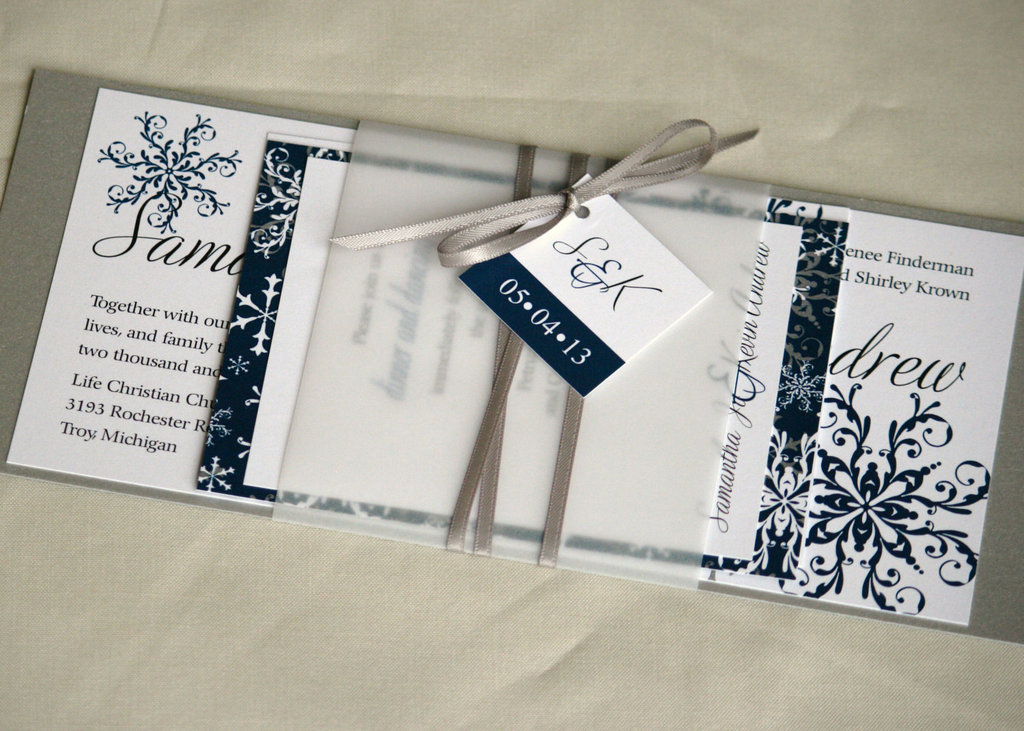 Unique-wedding-invitation-set-white-navy-winter-weddings.full