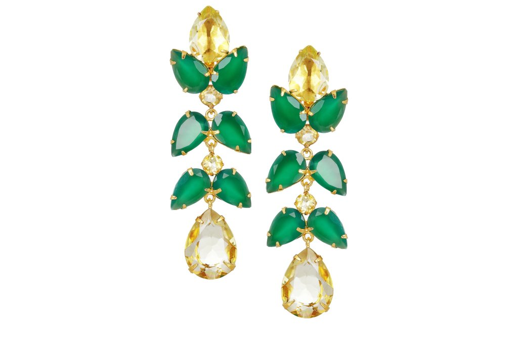 Elegant-emerald-drop-bridal-earrings.full