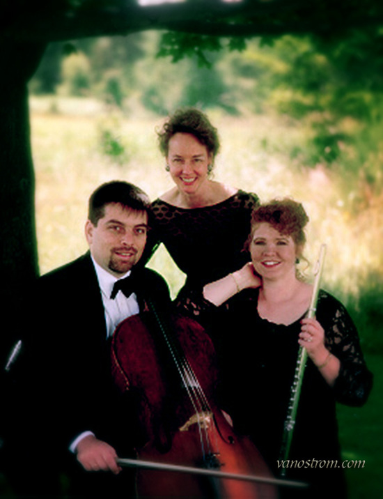 photo of Windsong Classical Trio