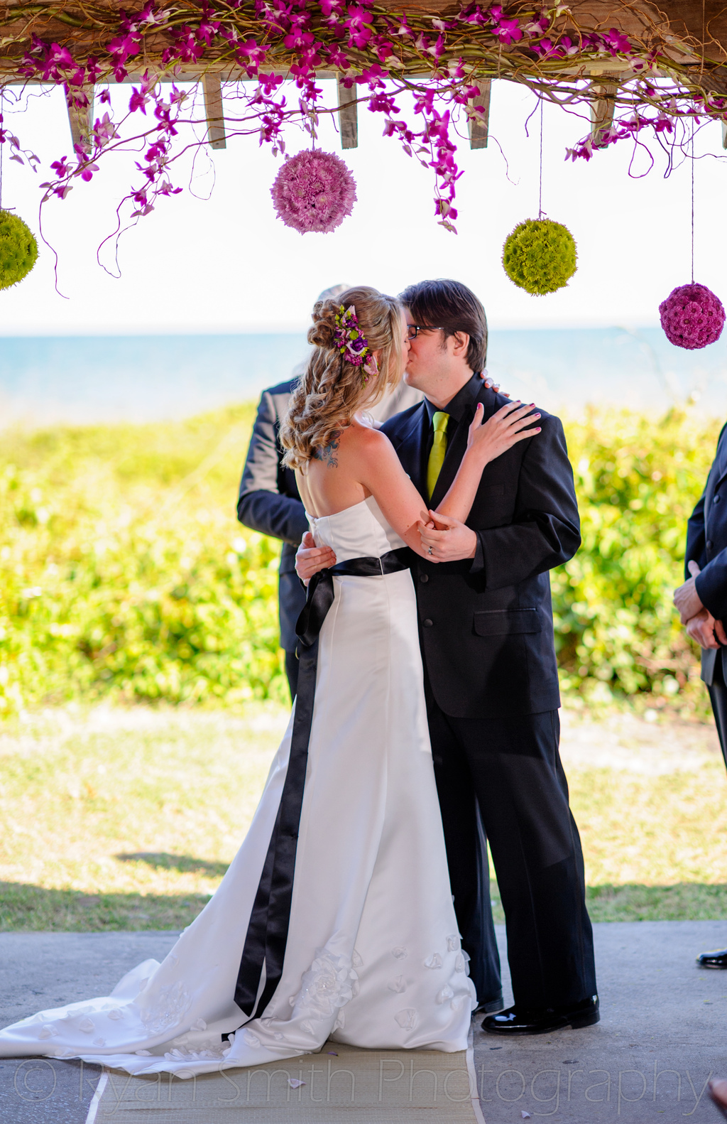 First kiss - Myrtle Beach State Park_7075299421_o