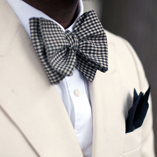 Handsome Bow Ties for Grooms 1