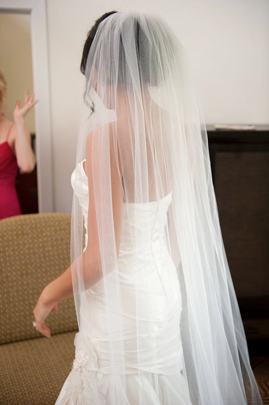 photo of Diamond Wedding Veil