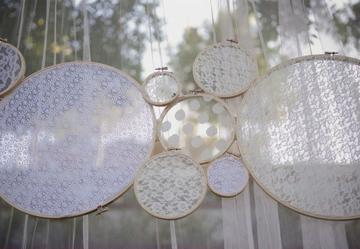 Modern-vintage-wedding-decor-lace-backdrop.full