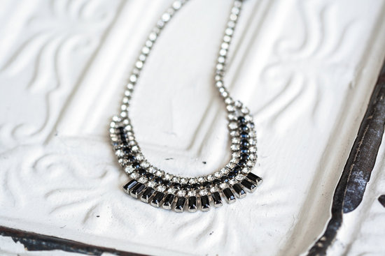 Bridal Statement Necklace Modern Vintage
