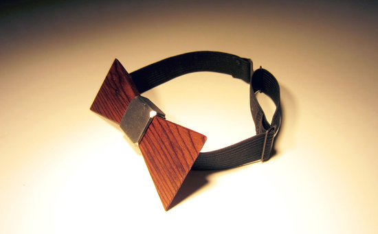 photo of Wood Thumb Ties