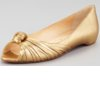 Gold-wedding-shoes-peep-toe-ballet-flats-christian-louboutin.square