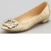 Sparkly-gold-wedding-shoes-pointed-ballet-flats.square