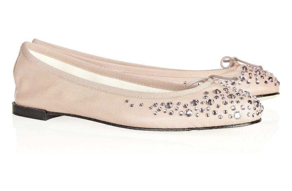 Pretty-blush-ballet-flats-crystal-embellished-wedding-shoes.full