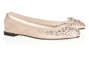 photo of Beautiful Wedding Shoes for Vertically Blessed Brides