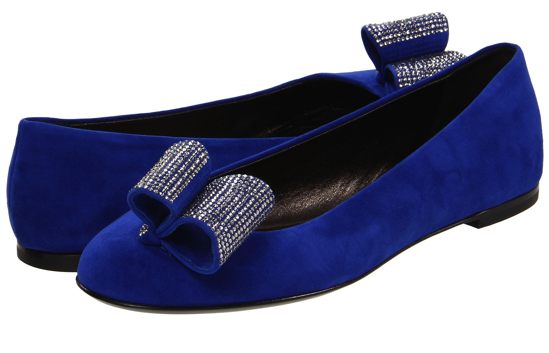 Blue-suede-wedding-shoes-with-crystal-bows.original