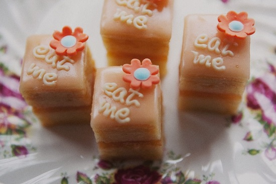 Whimsical Wedding Food Cake Alternatives