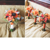 Orange-fall-bridal-bridesmaid-bouquets-with-lambs-ear.square