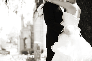 photo of Beautiful California Wedding - Classic Romance Redefined