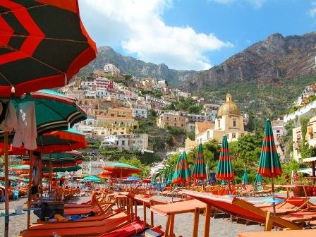 photo of Undiscovered Honeymoon Destination Positano Italy Honeymoon Pixie Registry