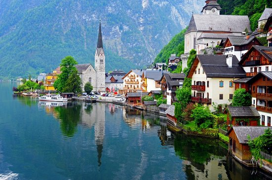 Undiscovered Honeymoon Destination Hallstatt Austria Honeymoon Pixie Registry