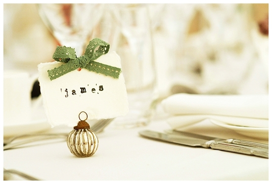 Vintage Wedding Ideas DIY Escort Cards