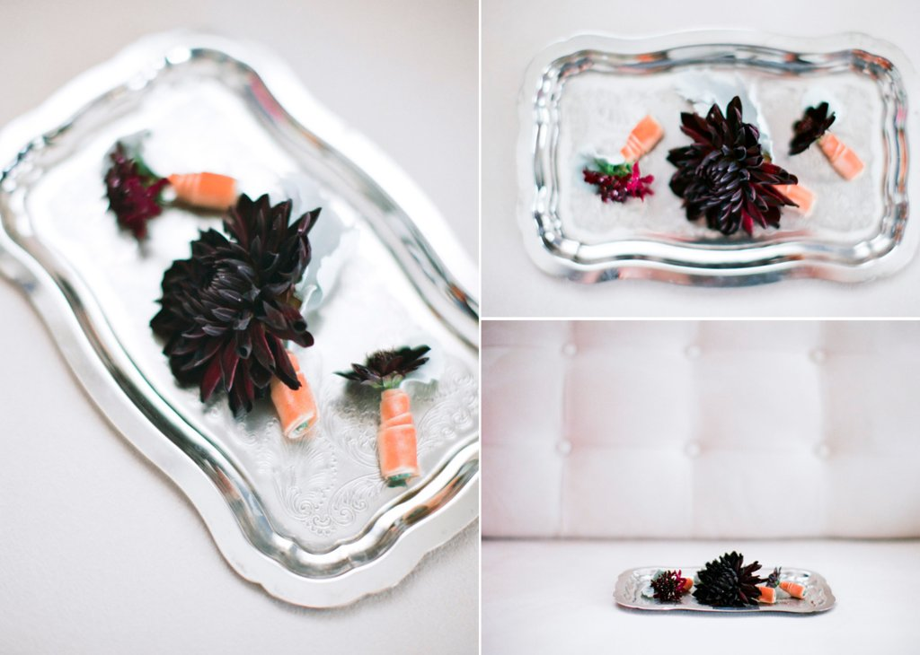 Modern-winter-wedding-diy-bouts-black-dahlias.full