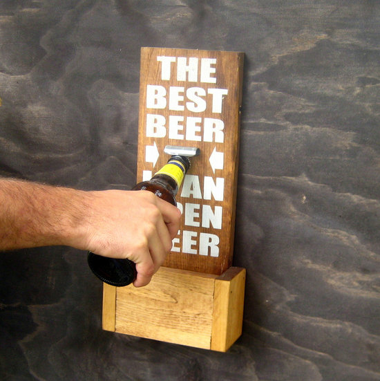 Best Man Beer Opener