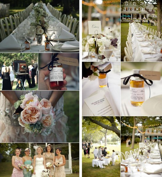 Great Gatsby Wedding Theme Bridal Style Reception Decor