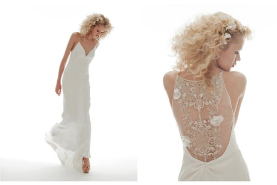 Elizabeth Fillmore Wedding Dress Spring 2013 Bridal Bella