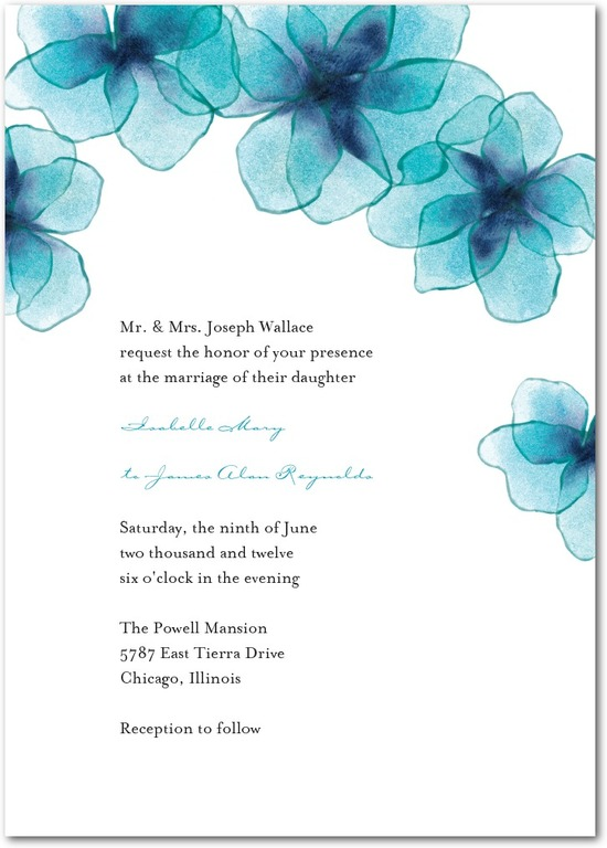 Signature white textured wedding invitations, Dreamy Destination